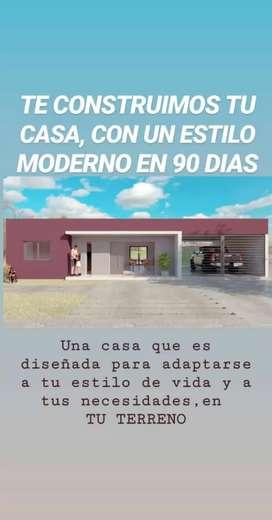 Construimos tu futura casa!!!