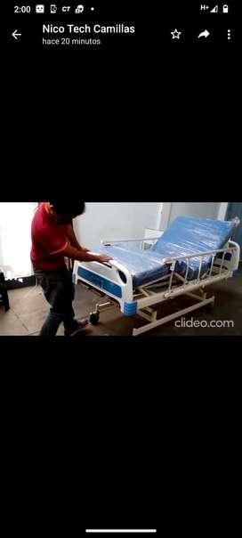 Vendo camas hospitalarias