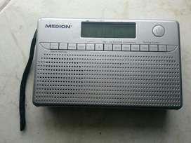 Radio Medion Aleman