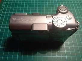 Camara Canon powershot a620 semipro