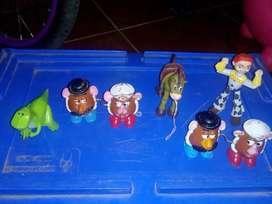 Vendo lote de toy story