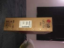 Vendo tv LG Led 32 pulgadas nuevo