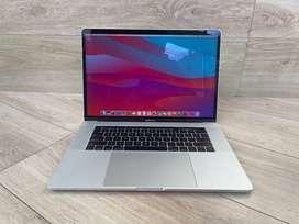 """MacBook Pro 15"""" 2016 - i7 QC 2.7GHz - 16GB - 500GB - 2Gb Video"""