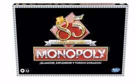 MONOPOLY 85 ANIVERSARIO NUEVO - JUEGO DE MESA MONOPOLIO