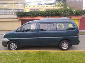 Hyundai h1, petróleo turbo  intercoler, mecanico, full