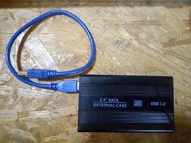 Vendo Disco Duro Externo 750gb