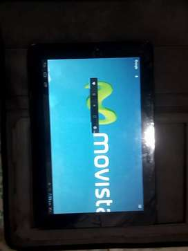 Tablet marca Movistar