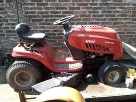 Vendo mini tractor mtd