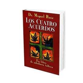 Libro Los 4 Acuerdos - Dr Miguel Ruiz- Libro Barato