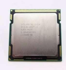 Procesador Intel Core I3 550 3.2ghz Socket 1156 4mb 32nm