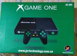 Consola de video juegos nuevo