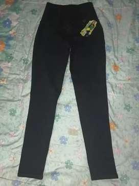 Pantalón jean licra