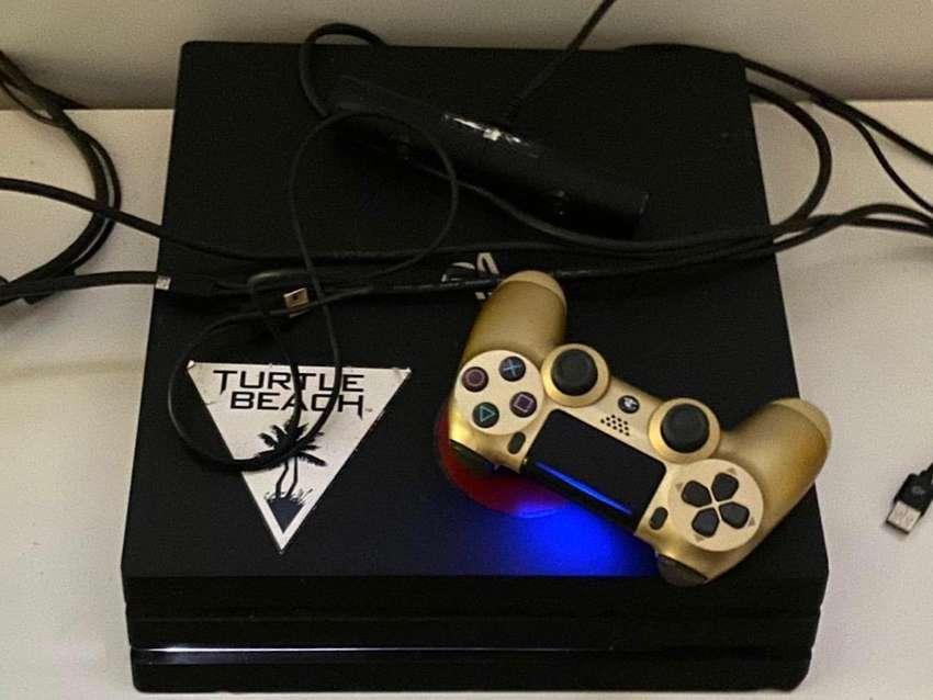 Playstation pro 4 1 T 0
