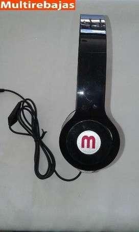 Audifono Somao Sm 881 Love Music