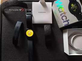 Samsung galaxy watch active  10/10 con caja