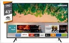 Tv Smart Samsung de 43 4k-uhd Nuevos