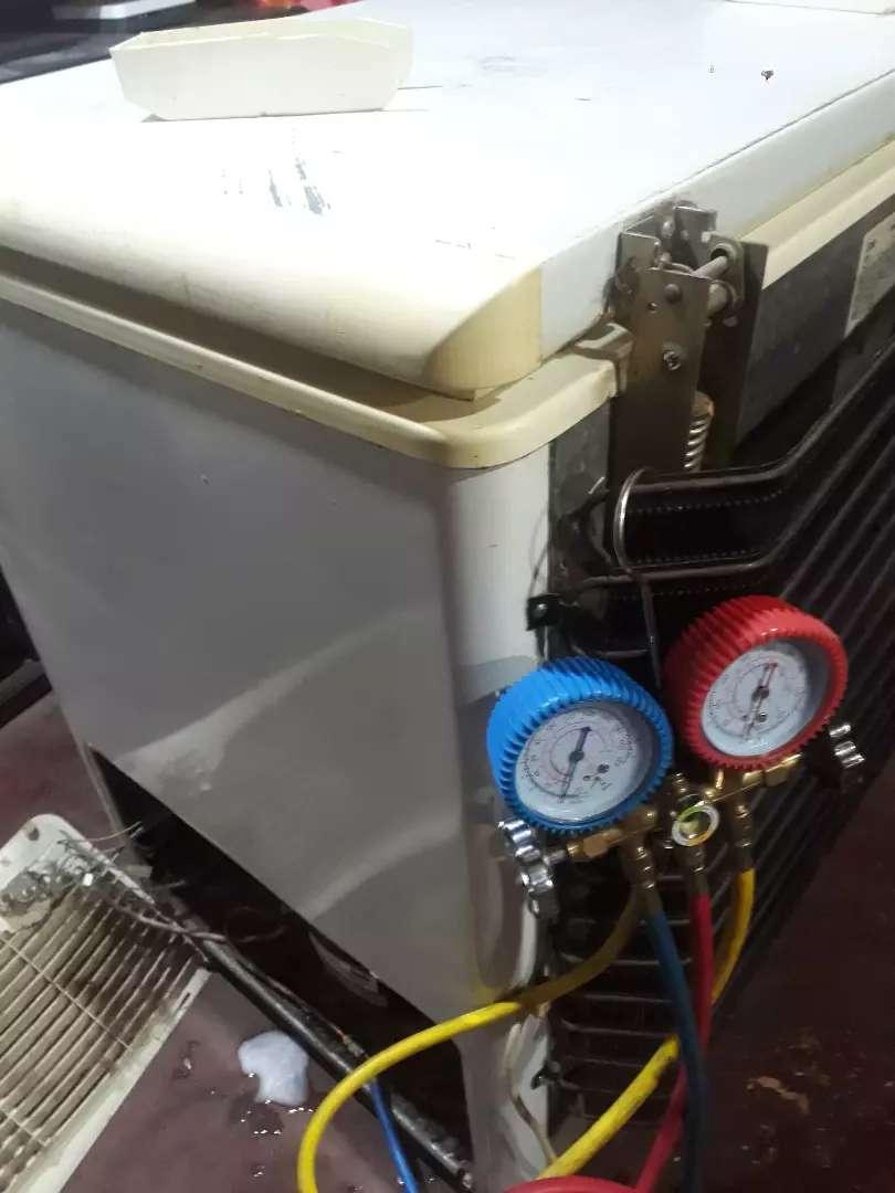Cargas de gas heladeras y freezers 0