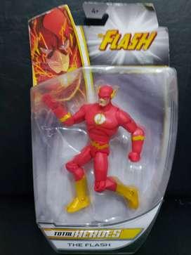 Muñeco de flash mattel original