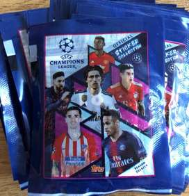 Figuritas Champions League 2018/19