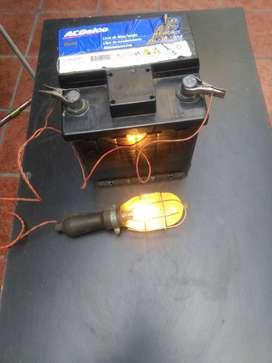 Bateria a reciclar ACDelco 12/40 medidas 0.175 x 0.19  original del Onix