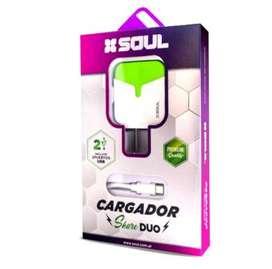 Cargador Soul