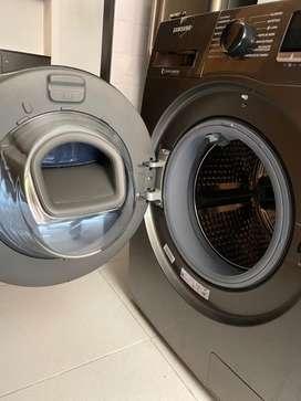 Venta de lavadora-secadora samsung 11.5kg