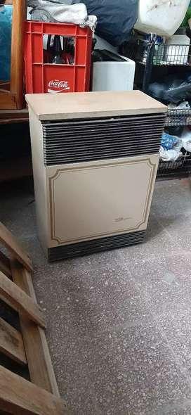Calefactor spar 4000kxal sin salida tapa de marmol