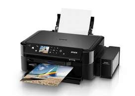 VENDO PRECIO ÚNICO Impresora Multifuncional EcoTank  EPSON L850