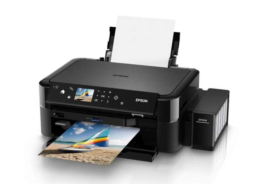 VENDO PRECIO ÚNICO Impresora Multifuncional EcoTank  EPSON L850 0
