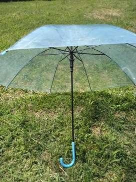 Paraguas de color