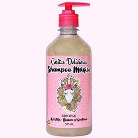 Shampoo para crecimiento del cabello