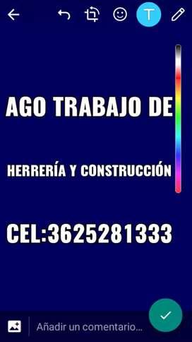 Herrería y construcción