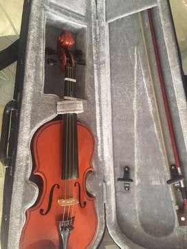 Violin para niño/a tamaño 1/8
