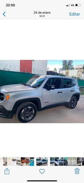 Vendo Jeep Renegade-primera mano