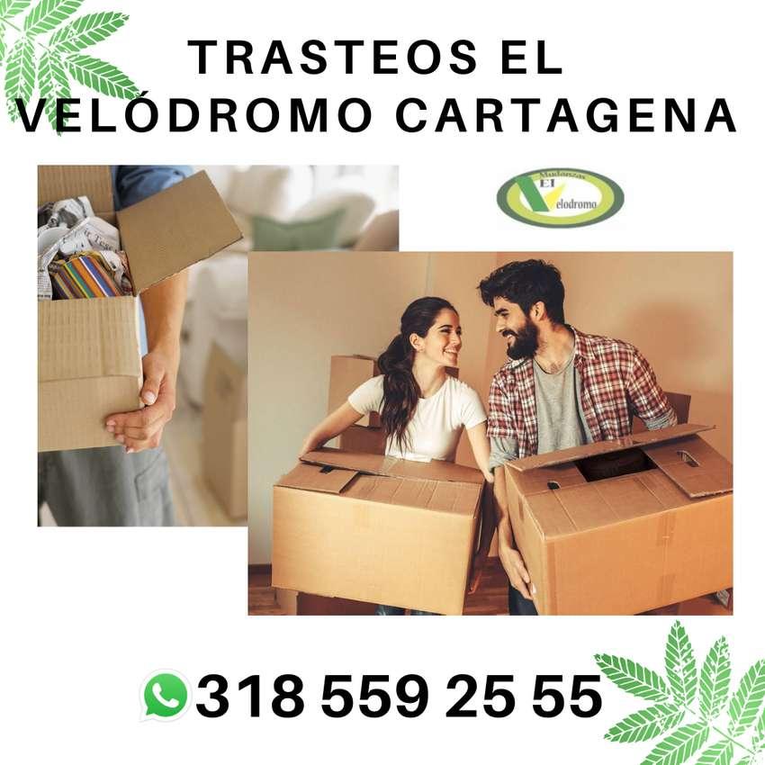 Trasteos Velódromo Cartagena, Bolivar 0