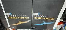 VENDO 4 CD DEGOLDEN GREEK