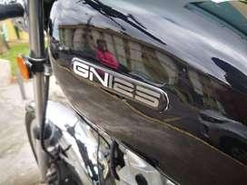 Vendo moto Susuki GN 125