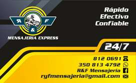 Servicio de mensajeria express