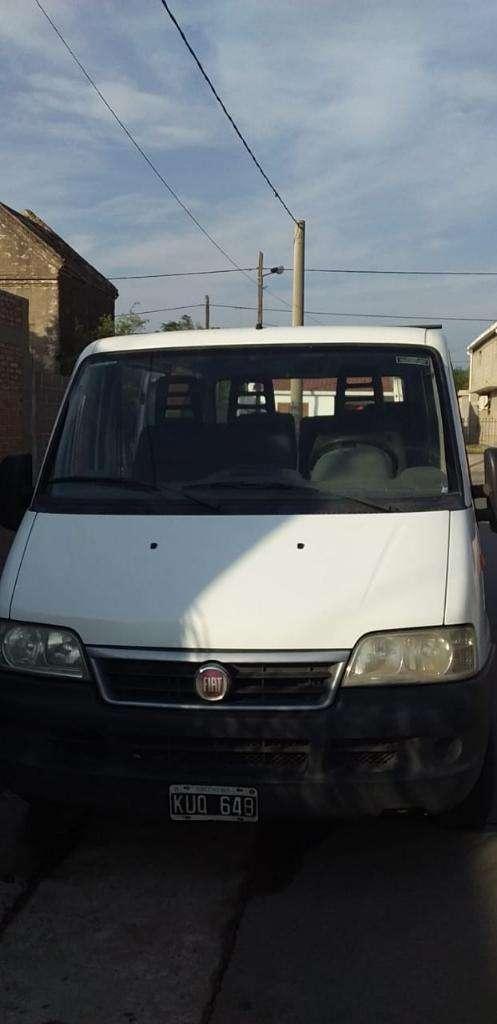 Fiat Ducato Cargo Multijet 2 012 0