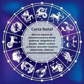 Astrologia-Carta Natal y Rev. solar. Online
