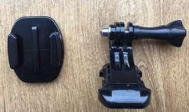 Soporte Camara GoPro y soporte casco