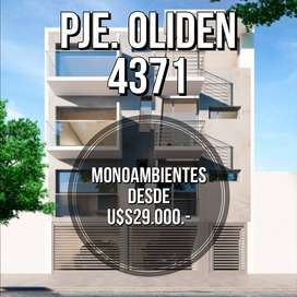 MONOAMBIENTE EN CONSTRUCCIÓN BARRIO ECHESORTU