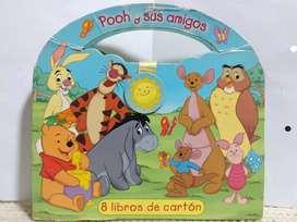 Colección Libros - Winnie Pooh
