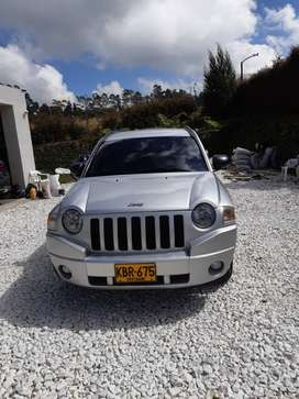 Vendo Jeep Compass Limited automatico mod 2010