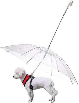 Paraguas parq mascota