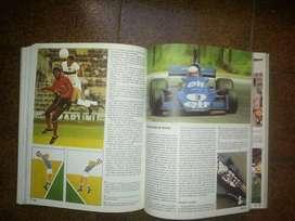 Vendo Enciclopedia de Deportes