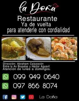 Restaurante la Doña