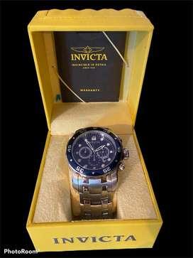 Vendo increible reloj INVICTA 100% calidad Suiza