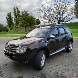 RENAULT DUSTER 2012  4X2 PREVILEGE  IMPECABLE  POCO USO