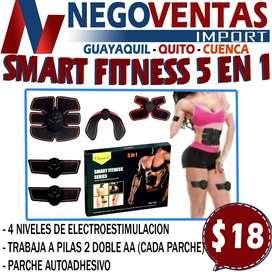 SMART FITNESS 5 EN 1 EN DESCUENTO EXCLUSIVO DE NEGOVENTAS
